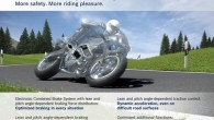 Bosch MSC motorcycle stability control system