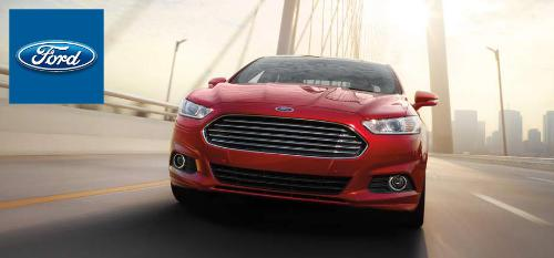 The 2015 Ford Fusion