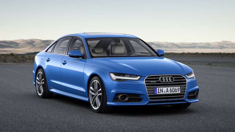 Audi A6 and A7