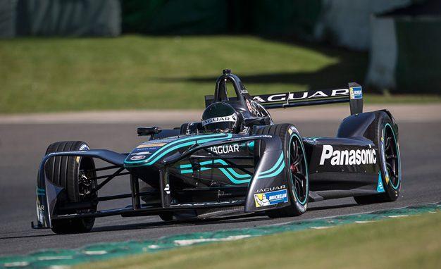Jaguar Racing car I-type