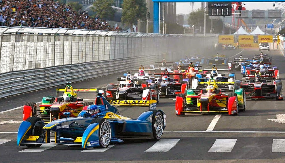 What you should know about Formula E