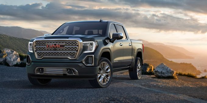 The 2019 GMC Sierra