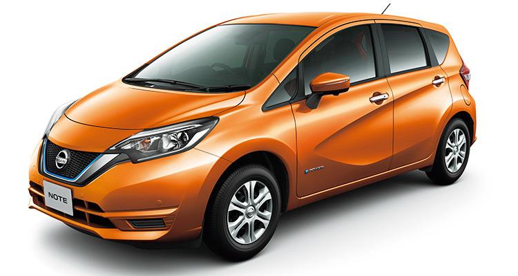 Nissan EVs