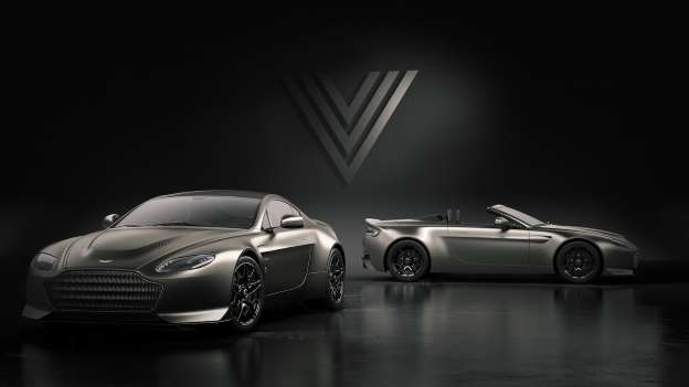 New V12 Vantage V600