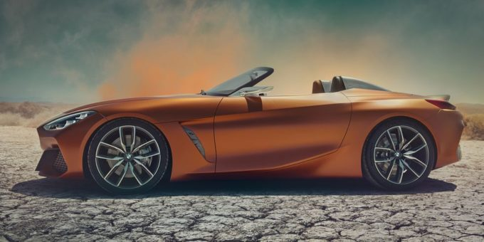 The New BMW Z4