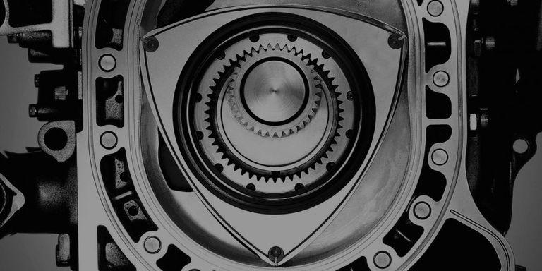The Mazda Rotary Engine