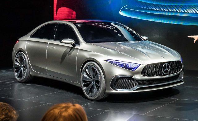 2019 Mercedes A-Class Sedan AMG