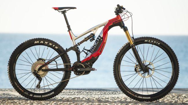 MIG-RR electric bike