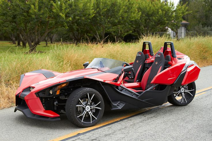 The Polaris Slingshot