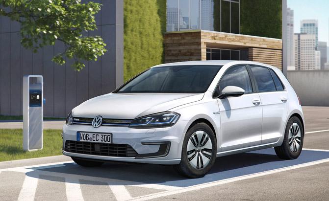 Volkswagen EV Charging Stations