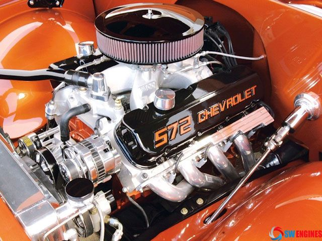 572 Chevrolet Engine