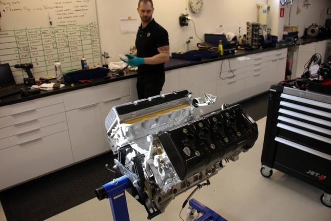 Koenigsegg Camless Engine