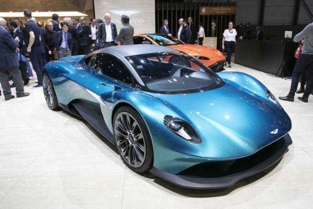 2022 Aston Martin Vanquish
